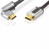 Professionele draaibare HDMI kabel 1 meter 1.4 High-Speed met Ethernet 360°